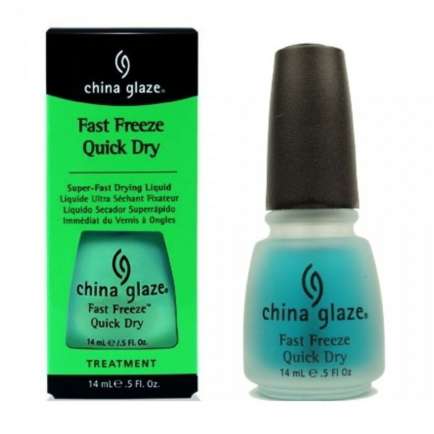 Top it off Using a quick-dry topcoat is always smart, because it helps keep everything in place and protects your polish. The only caveat is that the still-liquid polish underneath can move around.