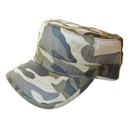 img-ARMY MILITARY FIELD CAP 100% ripstop cotton combat baseball hat Urban DPM Camo