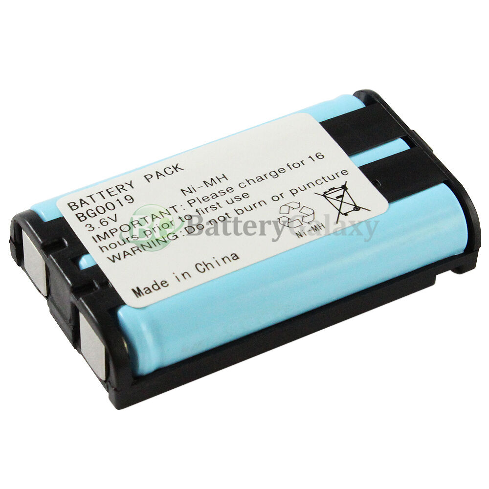 new oem bg0019 bg019 cordless home phone rechargeable replacement battery pack ebay. Black Bedroom Furniture Sets. Home Design Ideas