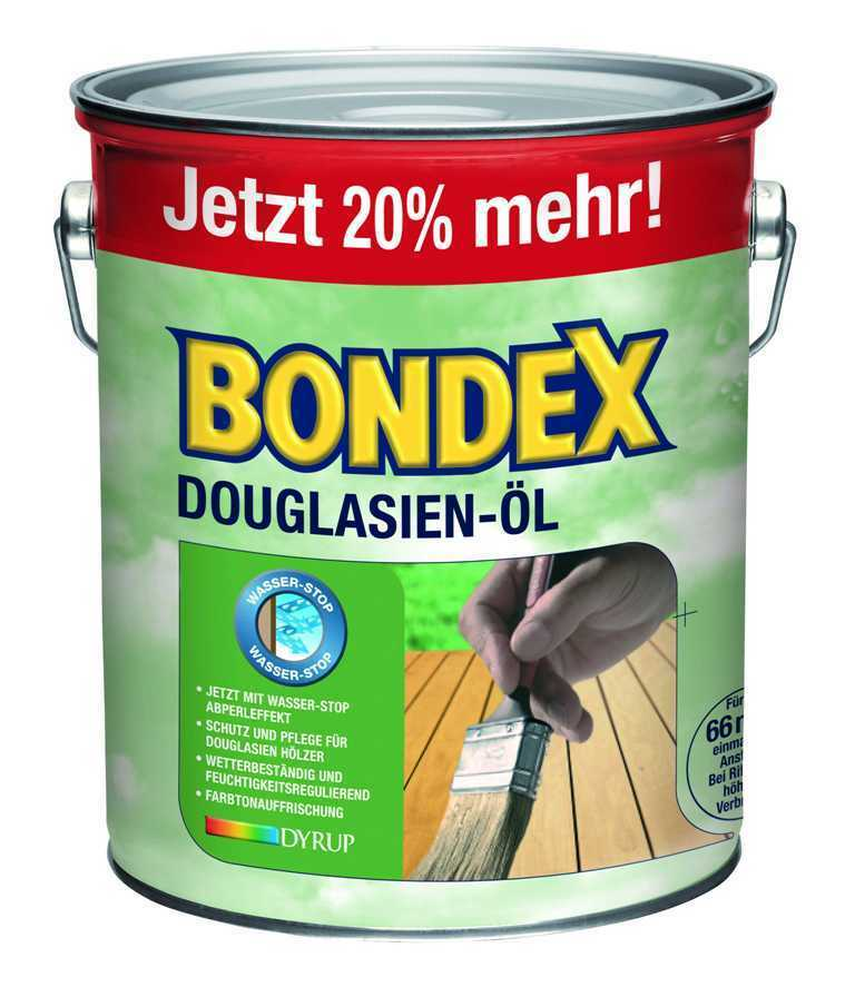 bondex douglasien l 3 liter 7123 by dyrup holzschutz ebay. Black Bedroom Furniture Sets. Home Design Ideas