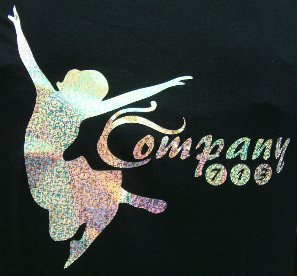 1mx500mm Coloured Holographic T Shirt Vinyl Flex For