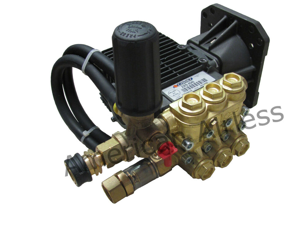 Comet Zwd4040 High Quality Pressure Washer Pump And