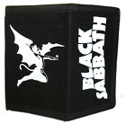Cartera Black Sabbath No Camiseta No CD LP Poster Billetes Monedas Vinilo Comic
