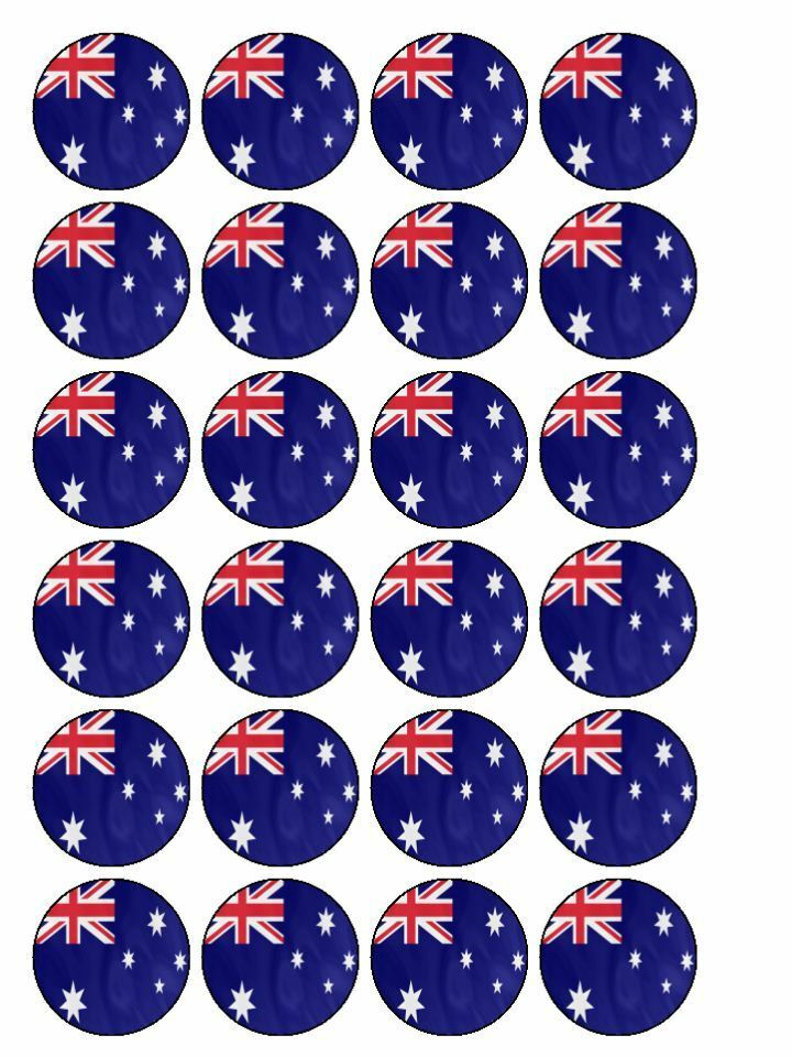 Cup Cake Toppers Australia