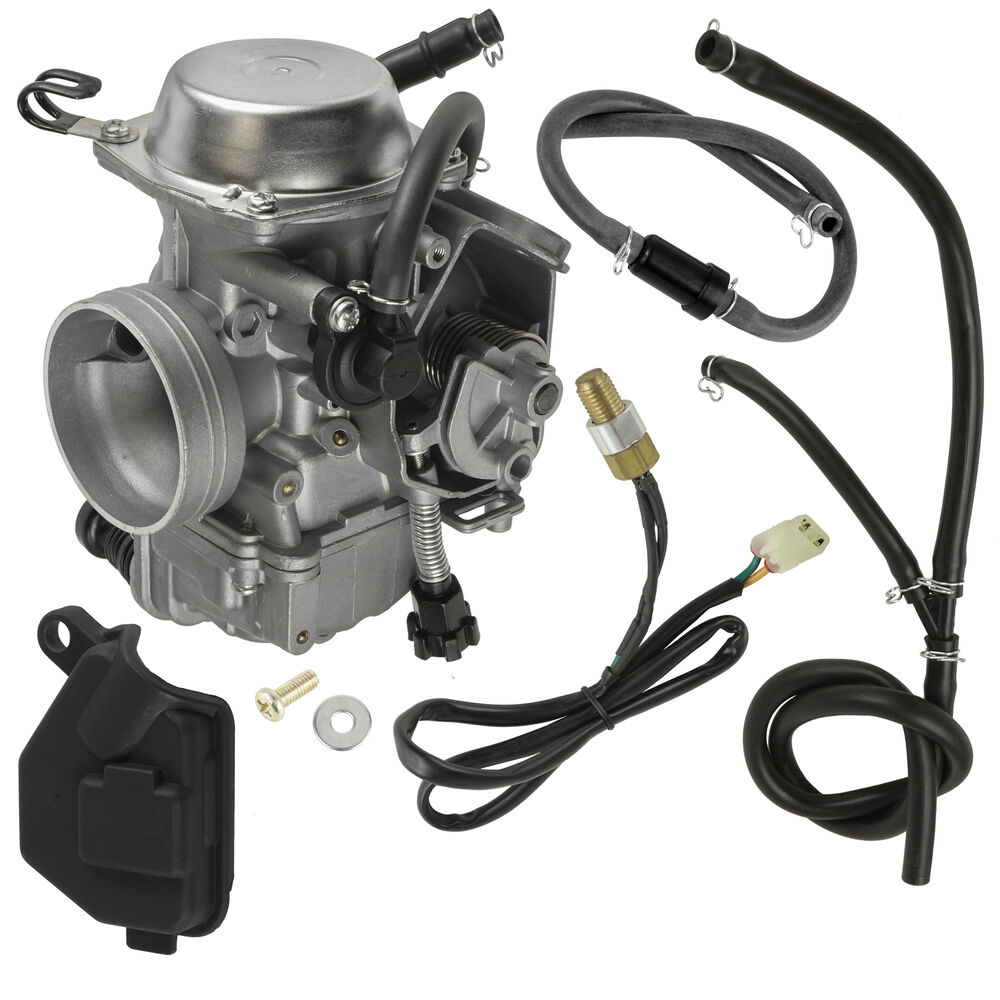 Side By Side Utv >> Carburetor FITS HONDA TRX350FE TRX350FM Rancher 350 2000-2003 New Carb | eBay