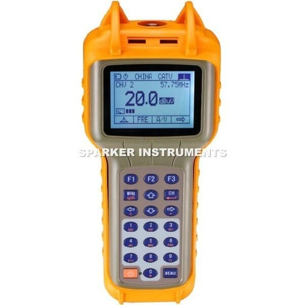 QAM TV Signal Level Meter RY-1127DQ DTV Digital/Analog ...