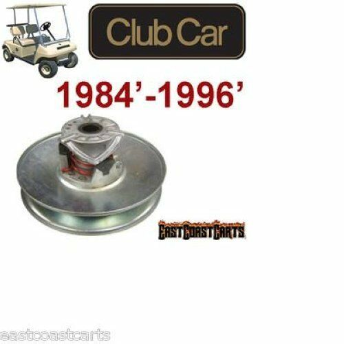 Club Car DS 1984-1996 Golf Cart Driven Clutch 1016360-01 | eBay
