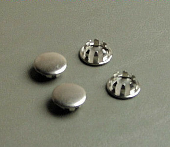 4 Pack 1 2 Quot Metal Hole Plugs Nickel Plated Sp 500 Nk Ebay