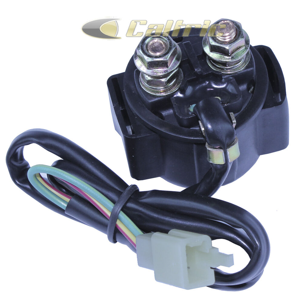 starter relay solenoid fits polaris ranger rzr 170 rzr170. Black Bedroom Furniture Sets. Home Design Ideas