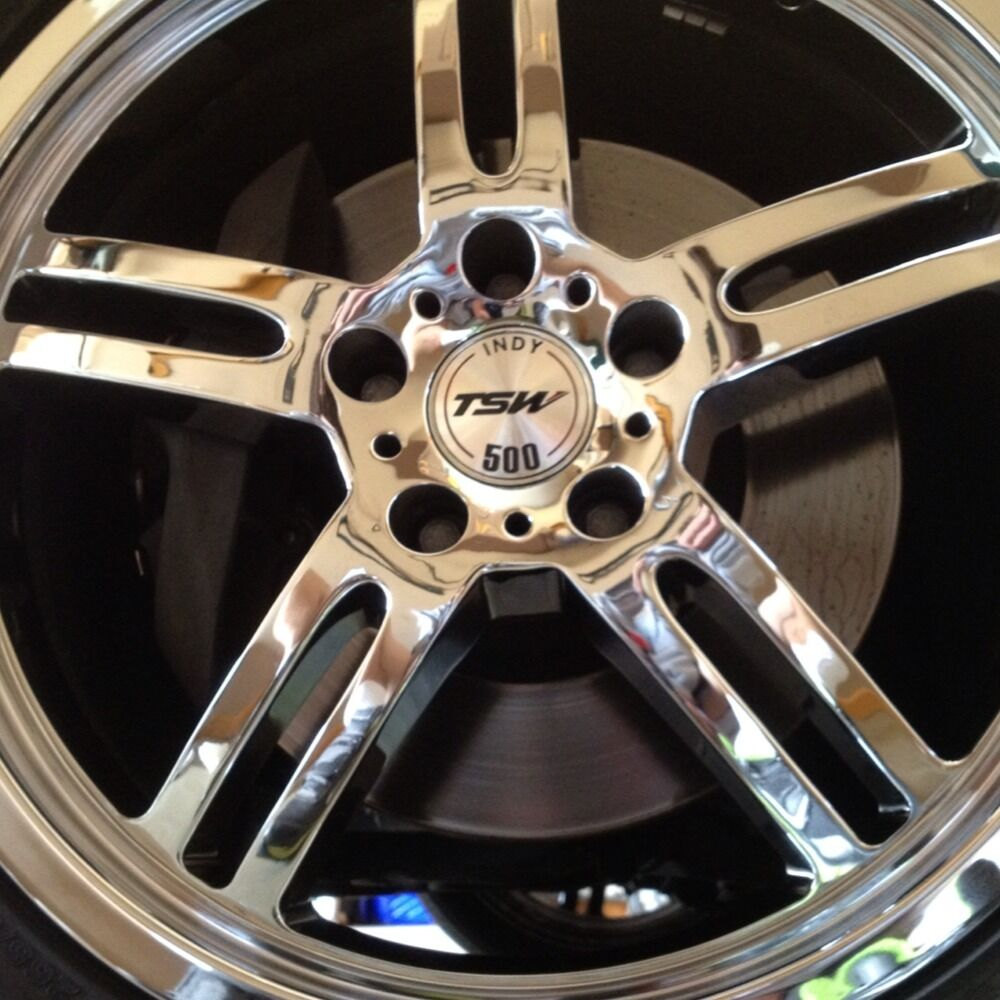 Bmw Rims 22 Inch >> Tsw Indy 500 Chrome 18 Inch Rims 5x120 | eBay