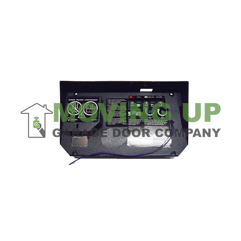 41a5021 3m 315 Craftsman Garage Door Opener Receiver Logic
