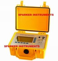 NEW ST620 TDR Cable Fault Locator Tester Meter Pulse Reflection / Bridge Testing