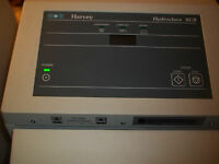 Harvey Hydroclave SC-8 Sterilizer - missing one of the bottom rubber feet