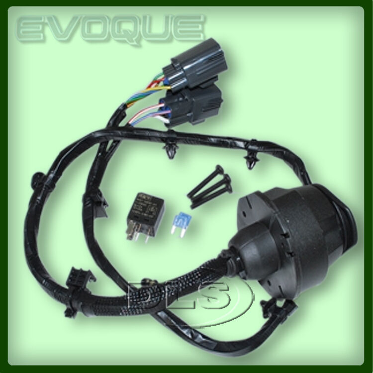 range rover evoque 13pin towing electrics wiring kit. Black Bedroom Furniture Sets. Home Design Ideas