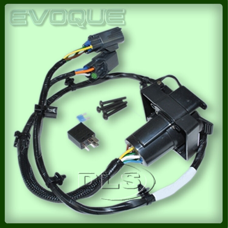 range rover evoque towing electrics wiring kit can mex. Black Bedroom Furniture Sets. Home Design Ideas