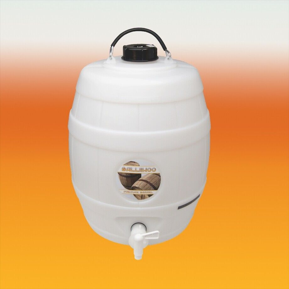 Homebrew 5 Gallon 25 Litre Pressure Barrel Beer Keg Ebay