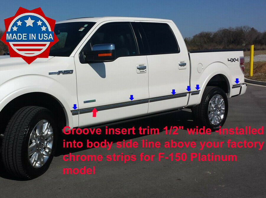2009 2014 ford f 150 platinum crew cab 6 5 39 short bed. Black Bedroom Furniture Sets. Home Design Ideas