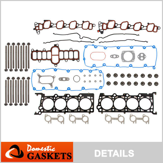 Ford F 150 2000 Cylinder Head Gasket: 00-04 Ford F150 F250 F350 Expedition Excursion E150 5.4L