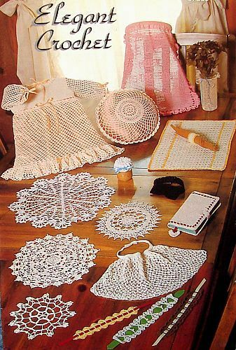Elegant Crochet Doilies Baby Dress More Annies Attic ...