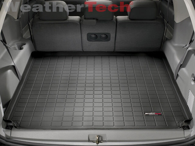 Weathertech Cargo Liner Trunk Mat For Dodge Durango
