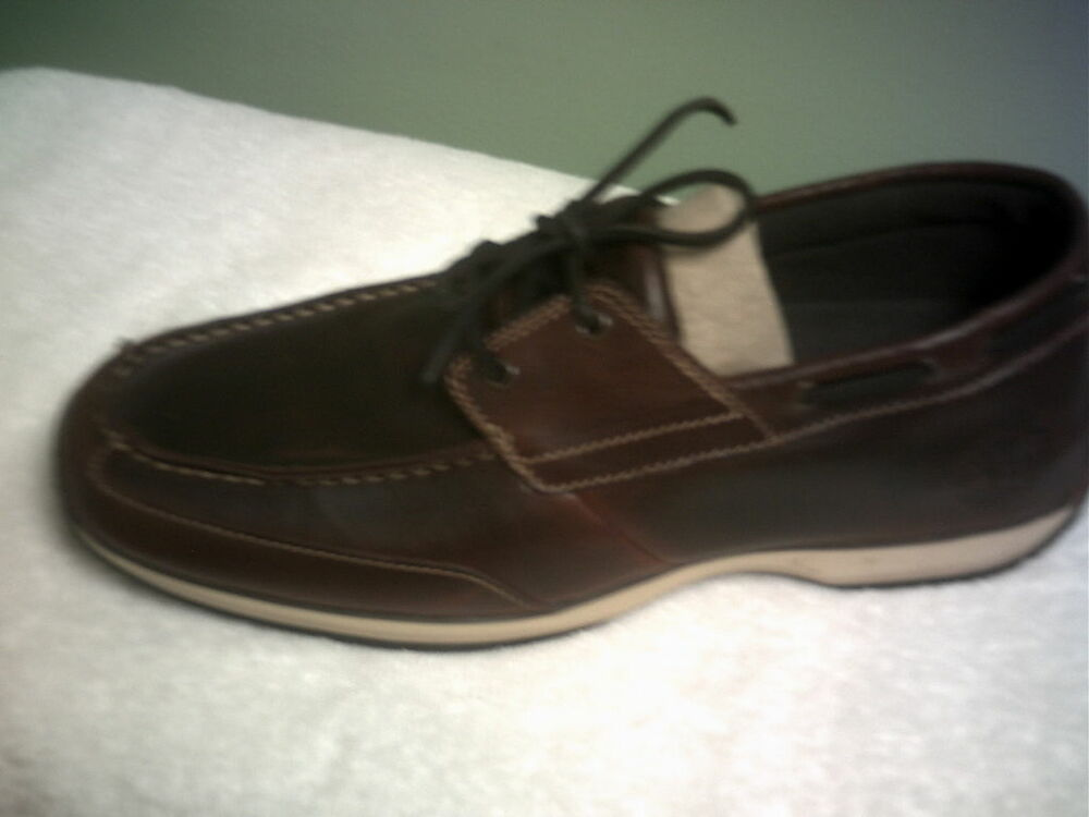 s timberland sport boat shoe brown size 11 5 ebay