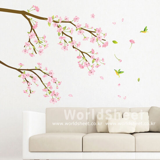 Bridge in Japanese Garden Non-Woven Vlies Wallpaper Mural ...