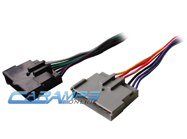 f150 radio wiring harness adapter new car stereo cd player wiring harness wire adapter plug ...