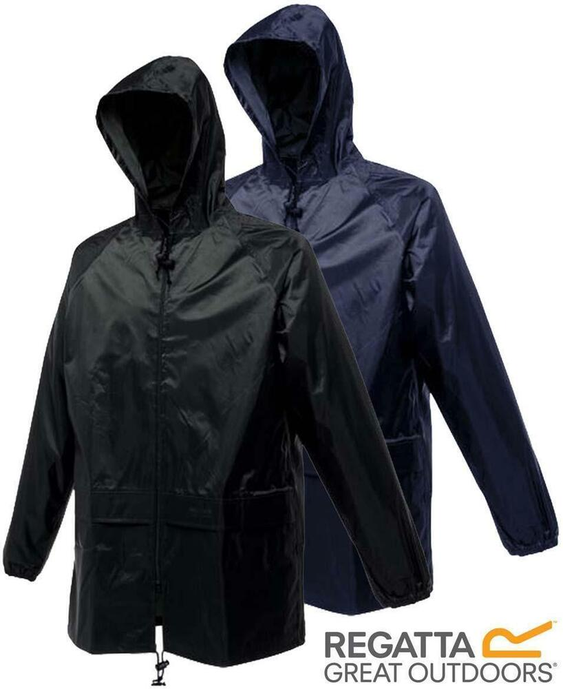 Regatta Stormbreak Waterproof Rain Coat Jacket Taped