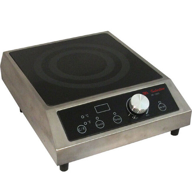 Countertop Gas Stove Portable : 1800W Commercial Portable Countertop Induction Cooktop Range ...