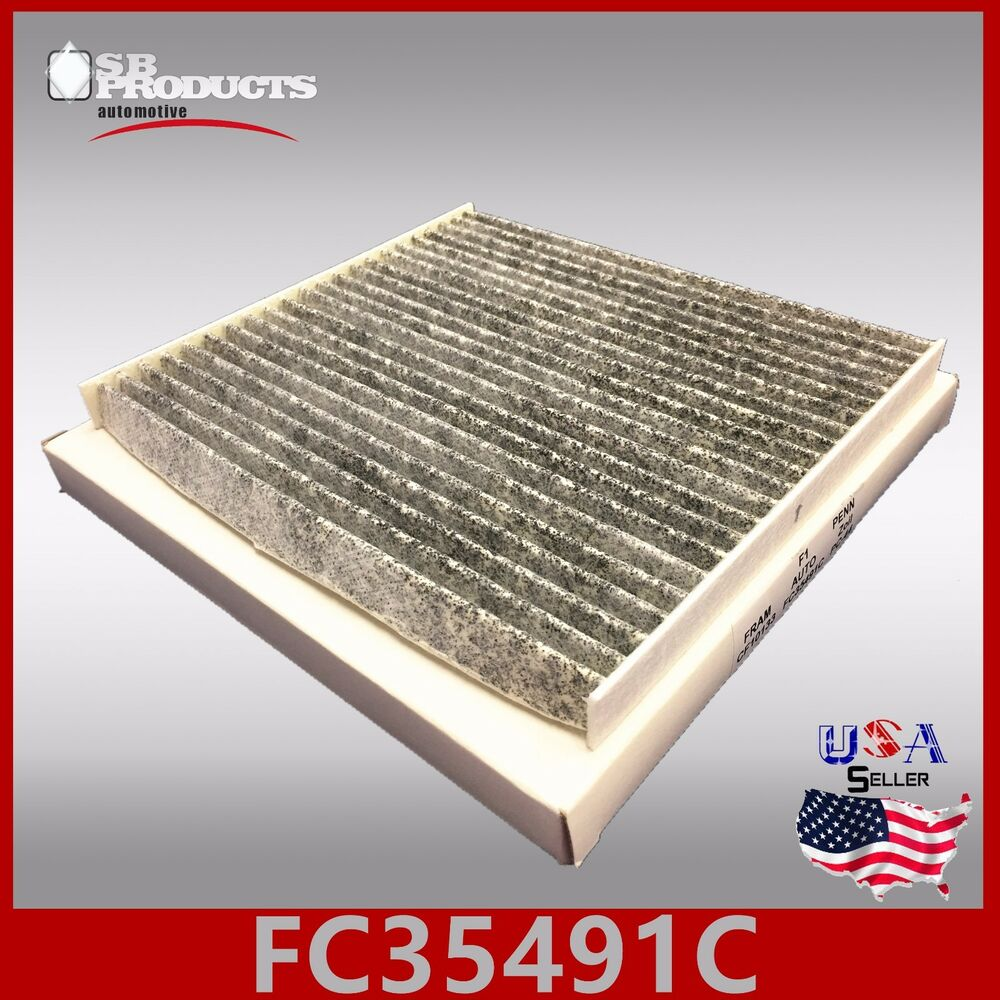 35491c toyota carbon cabin air filter corolla matrix 2003