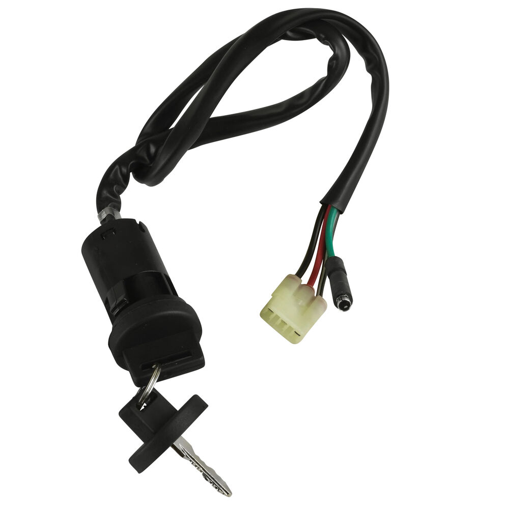 ignition key switch honda 250 ex trx250ex trx 250 ex 2001. Black Bedroom Furniture Sets. Home Design Ideas