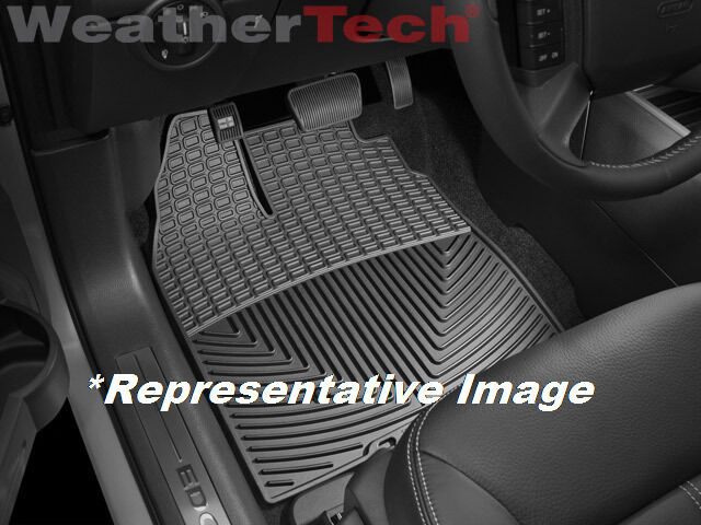 Weathertech 174 All Weather Floor Mats For Lincoln Mkx 2011