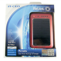 Hi Capacity Powerful Solar Charger SC700U 5600mAh for MP3 GPS iPhone iPod USB R