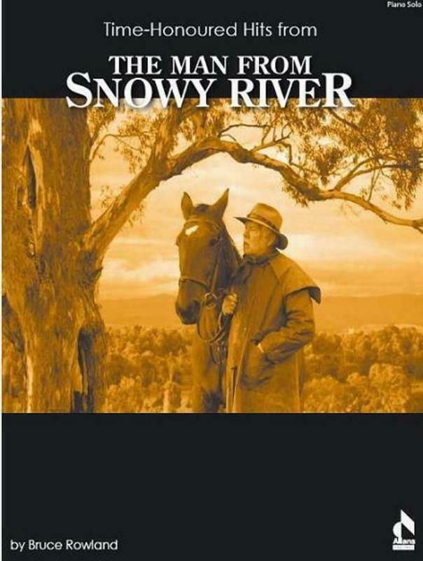 Bruce Rowland - The Man From Snowy River (Main Title Theme ...