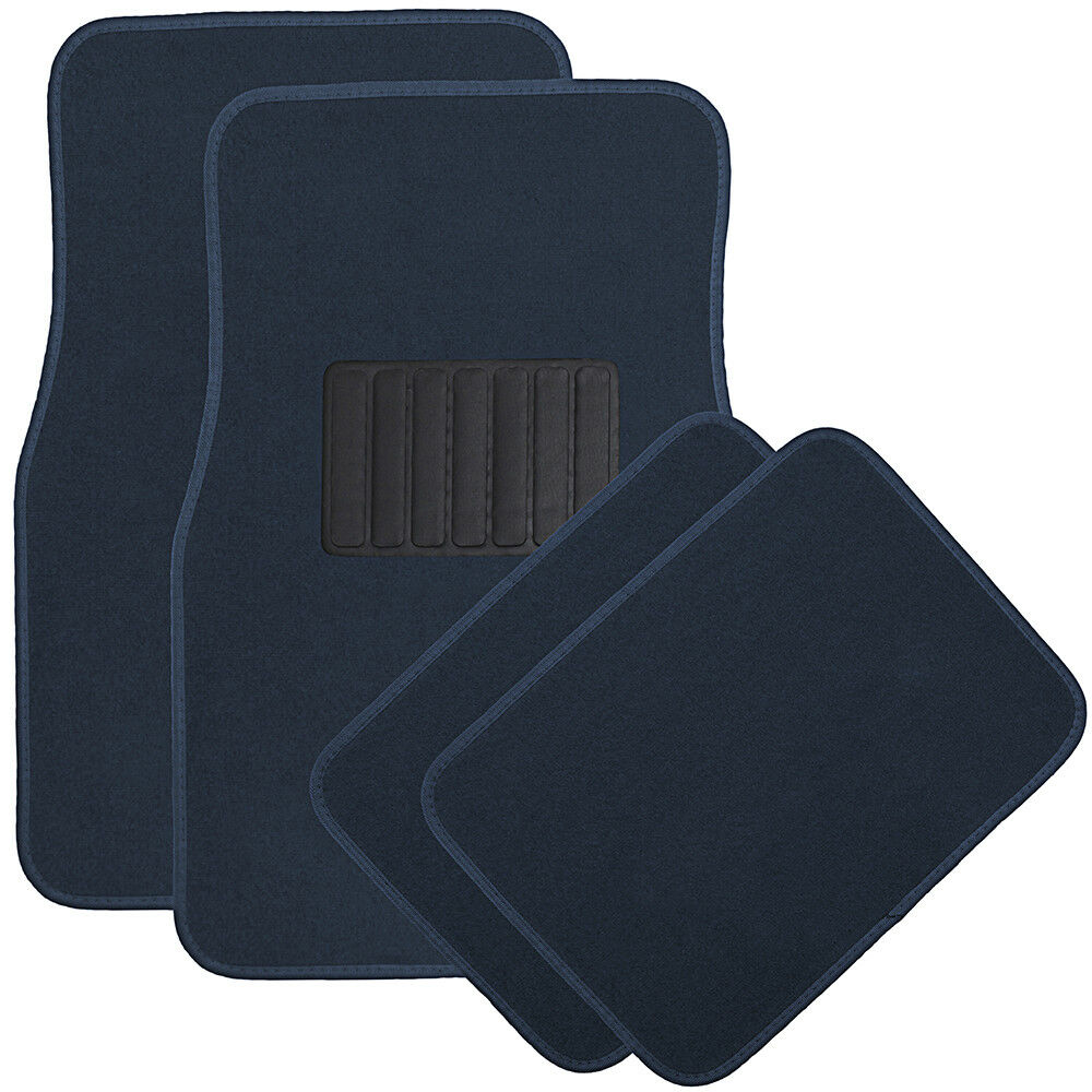 Auto Floor Mats For Bmw Car Suv 4pc Heavy Duty Set Semi