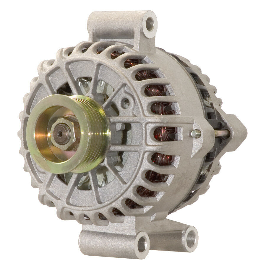 250amp high output alternator fits ford mustang mustang 4. Black Bedroom Furniture Sets. Home Design Ideas