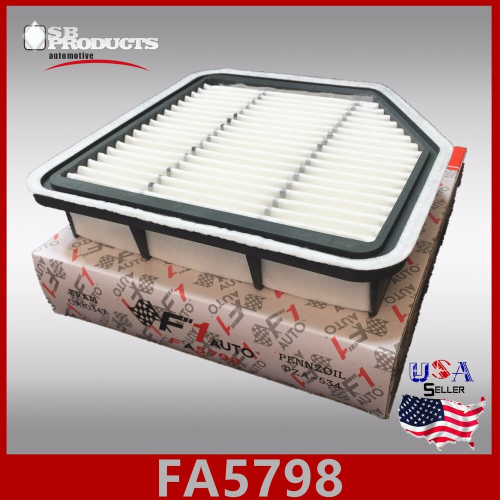Fa5798 ca10347 engine air filter for lexus gs350 gs430 for Lexus is250 cabin air filter