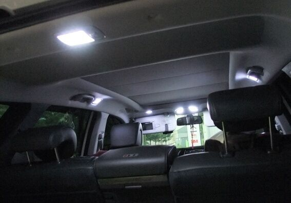 Aftermarket Led Map Room License Vanity Light Fit 2013