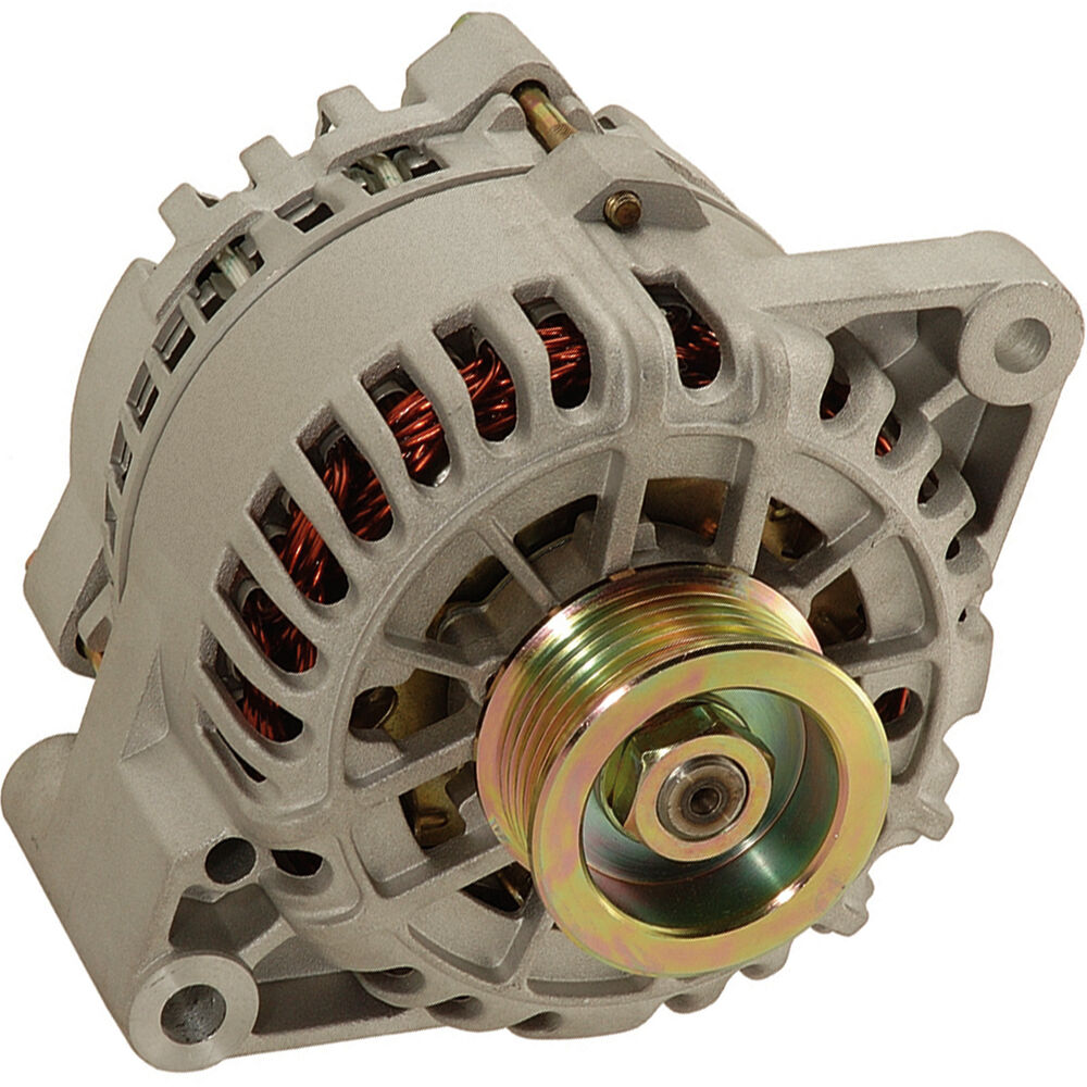 High Output Alternator Fits Ford Taurus Mercury Sable 3 0l V6 2000 2001 220amp