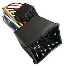 mg zr zs zt ztt cd radio stereo iso wiring loom plug. Black Bedroom Furniture Sets. Home Design Ideas
