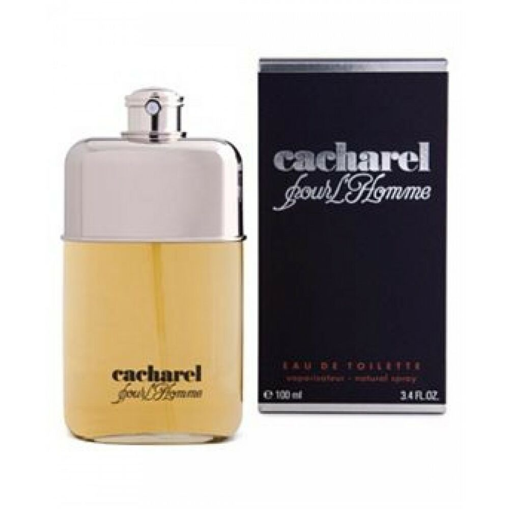 cacharel pour l homme by cacharel for 3 4 oz eau de toilette spray sealed 3360373001774 ebay