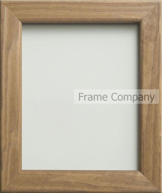 Frame Company Large Natural Pine Wooden Picture Photo