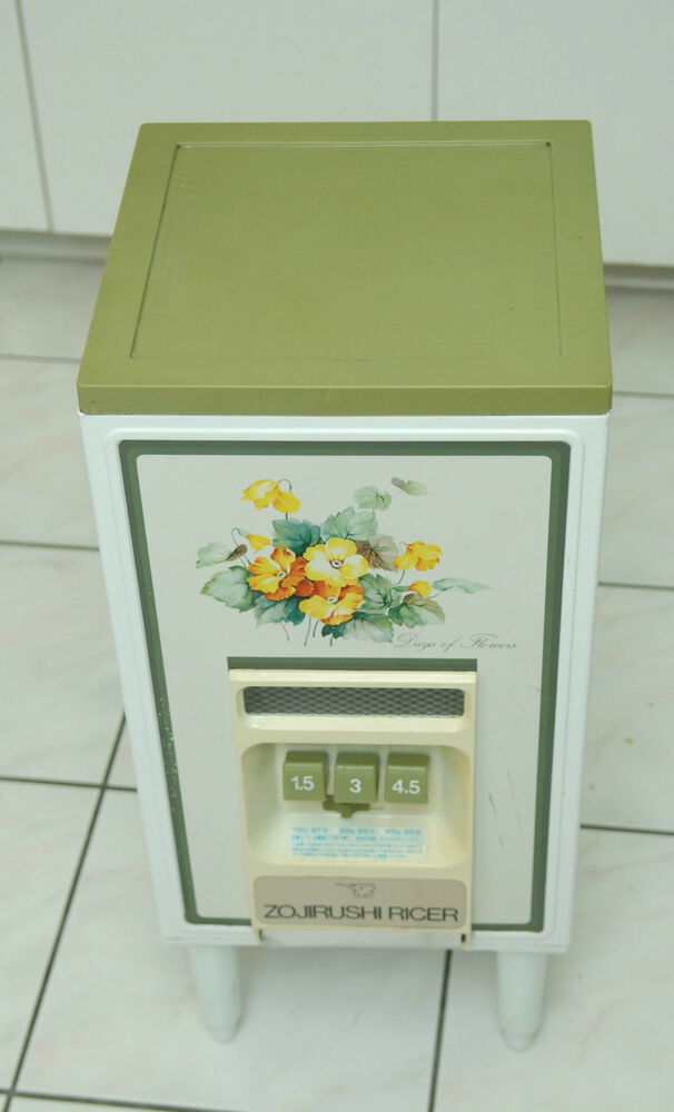 Vintage Zojirushi Ricer Rice Dispenser Made In Japan Ebay