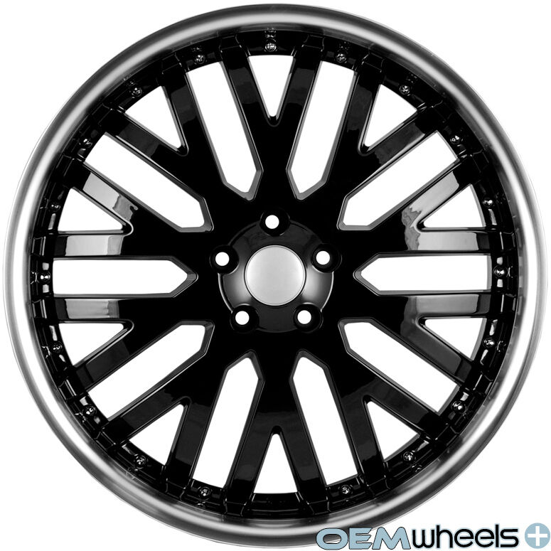 """2012 Land Rover Lr3 Hse: 20"""" BLACK LIP WHEELS FITS LAND RANGE ROVER SPORT DISCOVERY"""