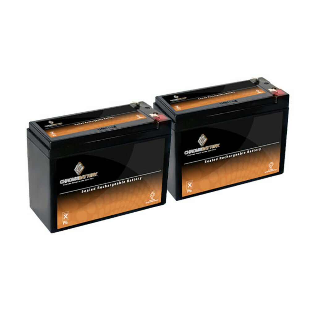 12v 10 5ah sla battery replaces hgl10 12 cb10 12 2pk ebay. Black Bedroom Furniture Sets. Home Design Ideas