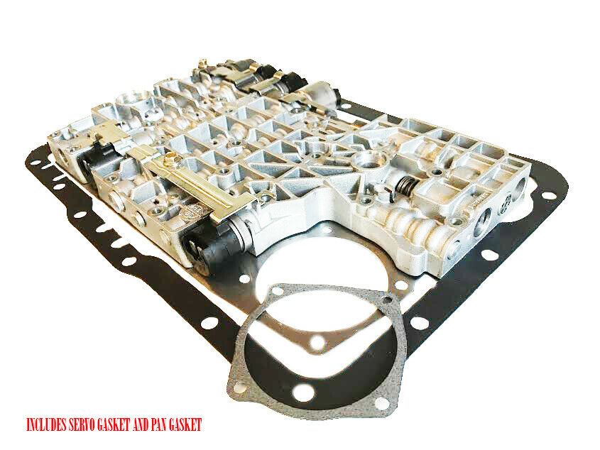 s l1000 4r44e 4r55e transmission valve body w gaskets 95up ranger scorpio  at bayanpartner.co
