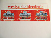 MATCH ATTAX 12/13 2012 2013 MAN OF THE MATCH CARDS SUNDERLAND 443 - WIGAN 460