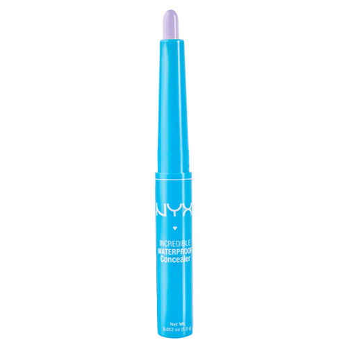 Nyx incredible waterproof concealer stick color cs11 lavender brand new ebay - Nyx concealer wand glow ...