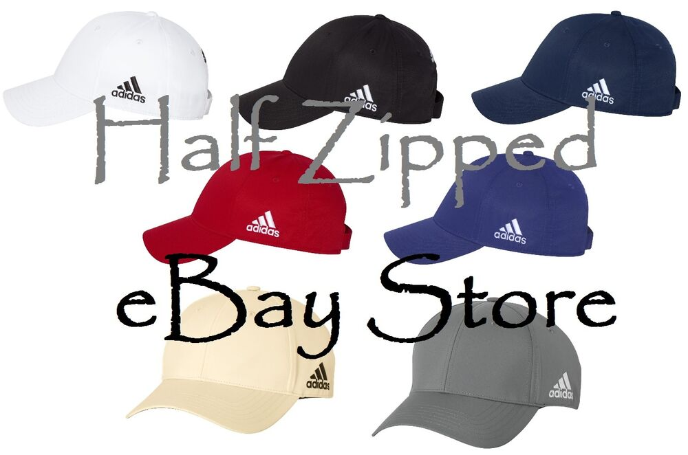 Details about Adidas Core Performance Max Structured Cap A600 Golf Baseball Hat  Structured 5b4631ddef77