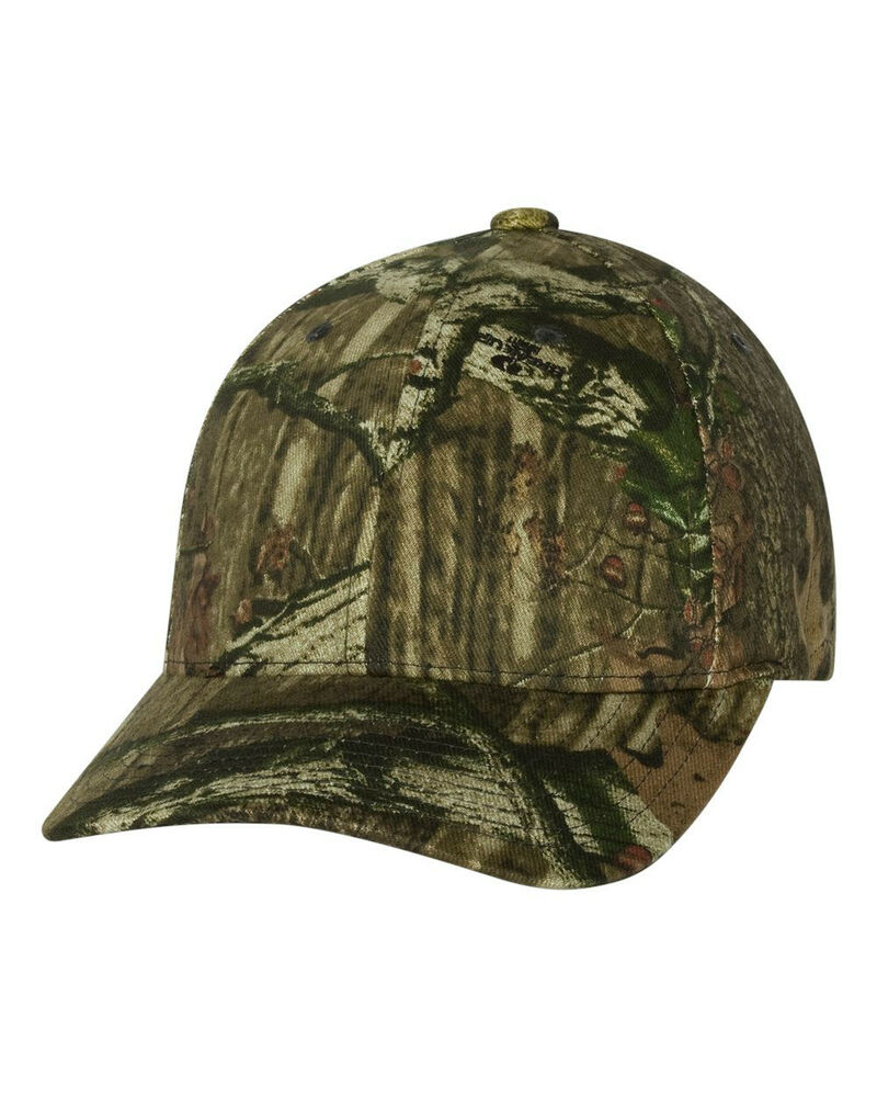 Flexfit Mossy Oak Infinity Camouflage Camo Fitted Cap 6999